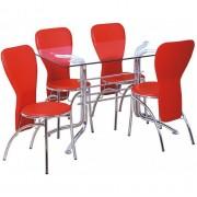 7002Y-Bürocci Masa Sandalye Takımı
